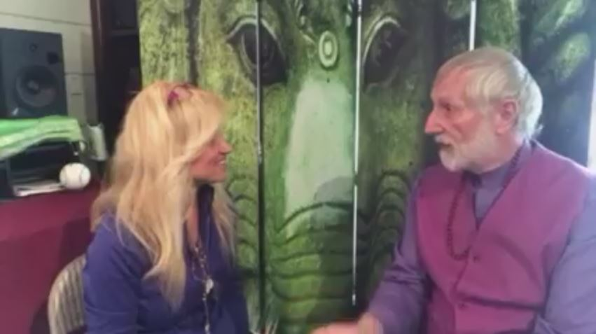 Video interview on Raising Reverence with Athena Starseed