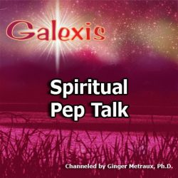 Spiritual Pep Talk