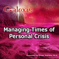 Managing Times of Personal Crisis